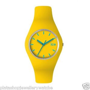 ICE-Watch-ICE-YW-U-S-12-Yellow-Blue-Silicone-Unisex-Original