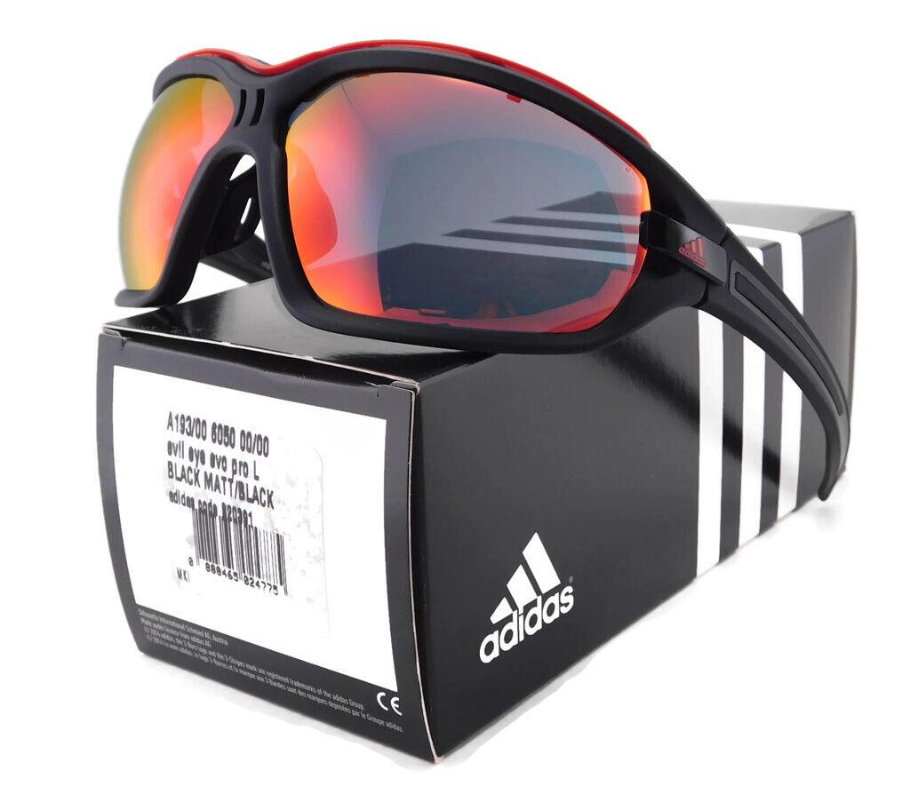 Adidas Brille A266 Evil Eye L Black 6065 For Sale Online Ebay