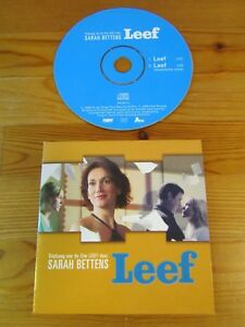 cd-single-Sarah-Bettens-Leef