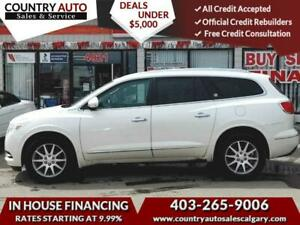 2015 Buick Enclave Leather AWD 4dr Leather