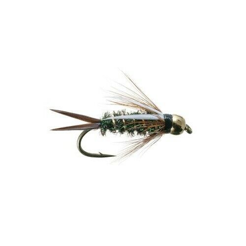 Gold Bead Prince Nymph #12 Trout Fly by Umpqua NEW FREE SHIPPING 3