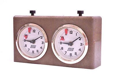 Affidabile Orologio Meccanico Vintage Per Scacchi - Apfyrolland Chess Timer Clock - Germany Ampia Selezione;