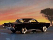 1969 69 LINCOLN CONTINENTAL MARK lll - 1/64 SCALE MODEL COLLECTIBLE - DIORAMA