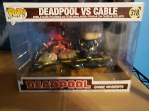 Funko Vs CableComic Moments318MarvelEbay Deadpool Pop bf7Y6gvy