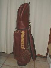 Vintage Monetta Monogrammed & Autographed/Signed Bruce Devlin Golf Bag
