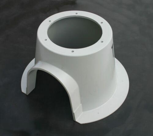 caricabile fino a 2,5 to Pesanti pilastro VETRORESINA PER FONTANA bacino 30-35 CM