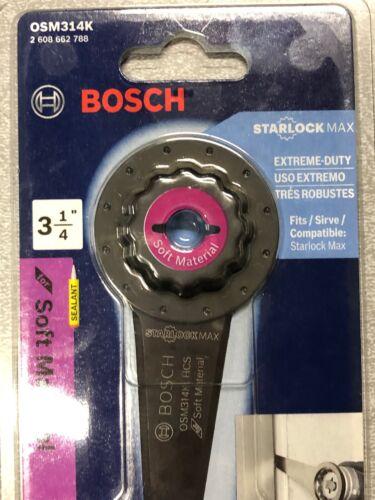 """Bosch OSM314K StarlockMax Sealant Knife 3-1//4/"""""""