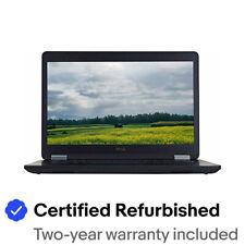 """Dell Latitude E5470 Business 14"""" HD i5-6300U 8GB 256GB SSD Webcam Win10 Pro"""
