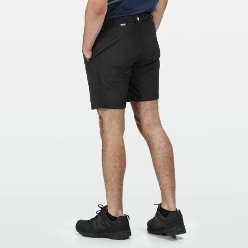 Regatta Men/'s Leesville II Walking Shorts Grey