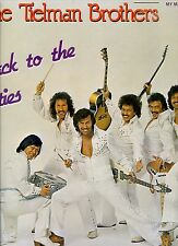 THE TIELMAN BROTHERS back to the fifties HOLLAND EX+ LP