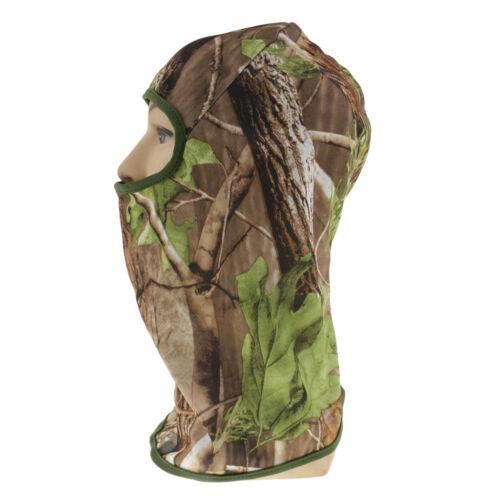 Windresistenter Tarnung Hut Gesichtsmaske für das Schießenfischen das