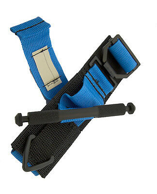 "SOF Tactical Tourniquet 1.5"" WIDE Blue Training Edition Hemmorage Control Combat"