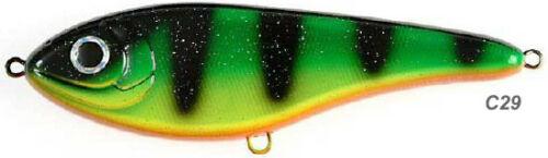 Strike Pro Buster Jerk I 15 cm//75 g//jerkbait//sélecteur de couleurs