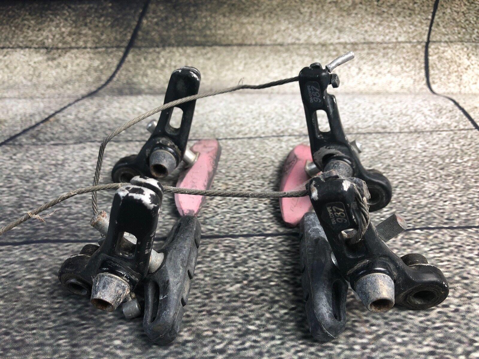 MTN Bike BMX Bicycle Brake Set DiaCompe 987 T Cantilever Brakes