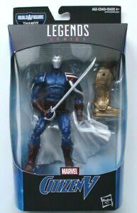 Habsro Marvel Legends Series 6-inch Citizen V Figure - Brand New