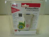 Apc P10bt Ethernet Port Surge Protector For 10base-t Lan Equipment