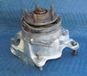 Knuckle-Hub-Brake-Assembly-Left-REAR-Suspension-LH-Driver-1985-OEM-C4-Corvette