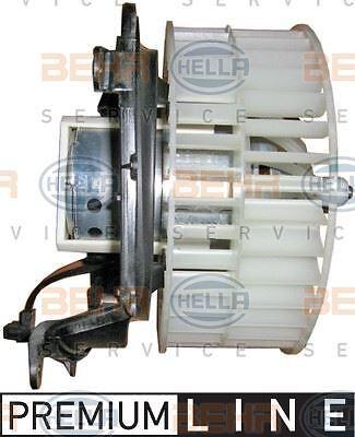 HELLA Heater Blower Motor 8EW 009 158-171