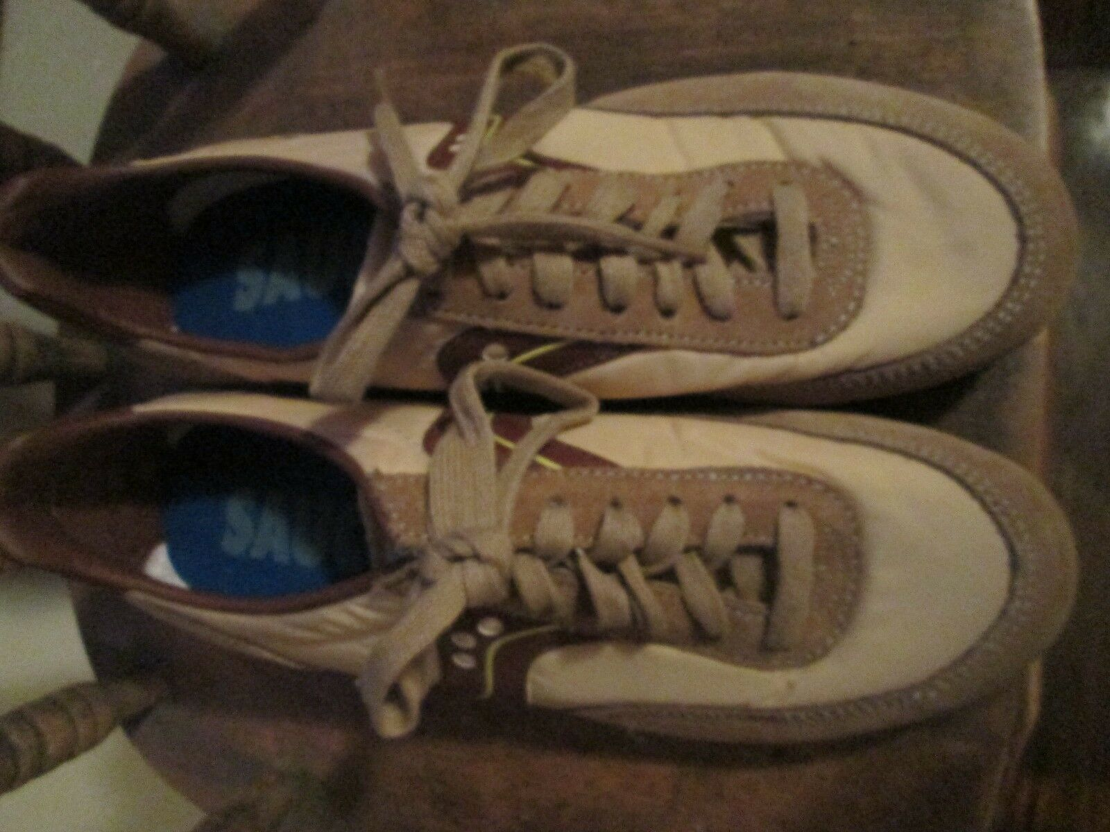 SAUCONY Wome'ns Running Sneakers Tan Sz. 9