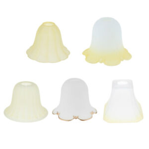 Replacement Glass Ceiling Lamp Shades For Wall Lights And Ceiling Fan Lights Ebay