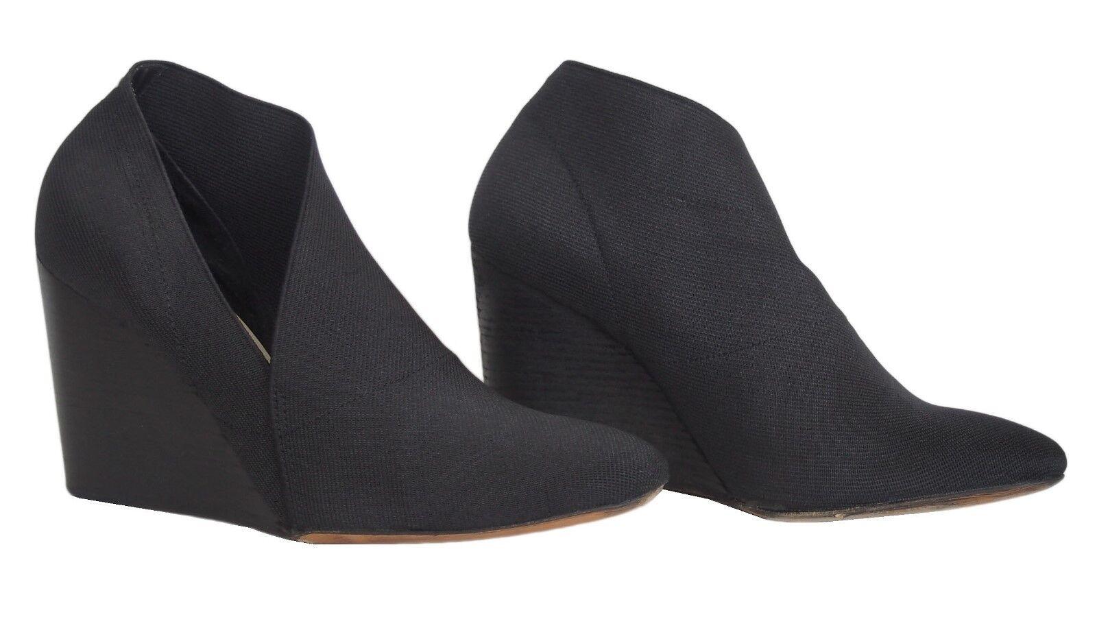 Maison Martin Margiela Women's Wedge Shoes Black … - image 4