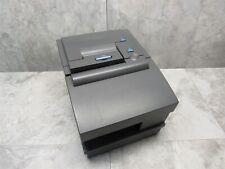 Ibm 4610 2cr Gray Usb 24v Power Plus Receipt Pos Printer 80y1834 18y1838