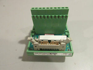Siemens 6DD1681-0AH1 simadyn d interface module se7.1