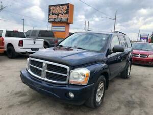 2004 Dodge Durango SLT*LEATHER*LOADED*4X4*DRIVES GREAT*AS IS