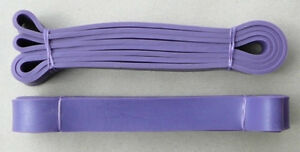 #3 Resistance Bands (Pair) 20-90 LB Pull-up CrossFit Power Jump Stretch Bands
