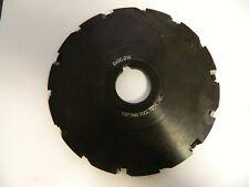 Cutting Tool Technologie 6 X 14 Arbor Type Stagger Tooth Slotter Dasc 10