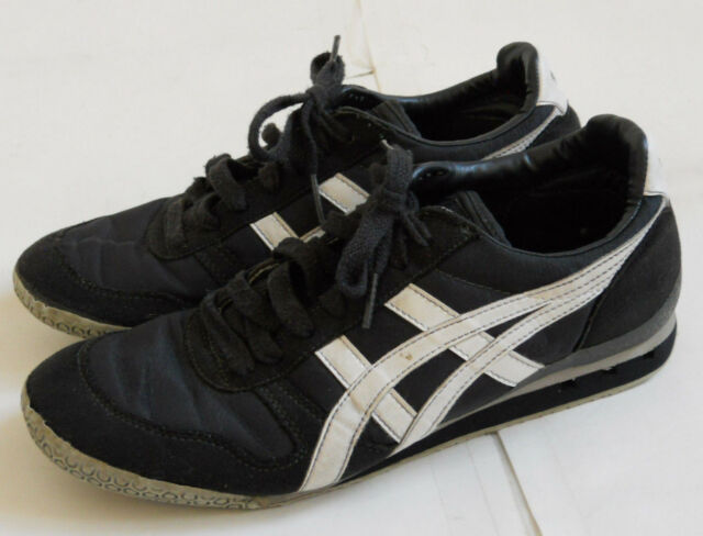 Onitsuka Tiger by Asics Ultimate 81 Black White US Size 6 HN201