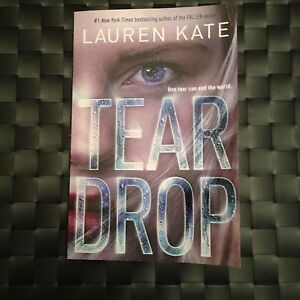 TEARDROP-SIGNED-by-Author-Lauren-Kate-2014-Paperback