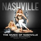 The Music of Nashville Original Soundtrack CD 11 Tracks Country