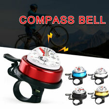 Bike Bell Mountain Road Compass Bicycle Bell Bike Alarm Durable Bell U2R3