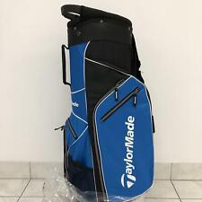 TaylorMade Golf- 2016 5.0 Cart Bag Blue/black