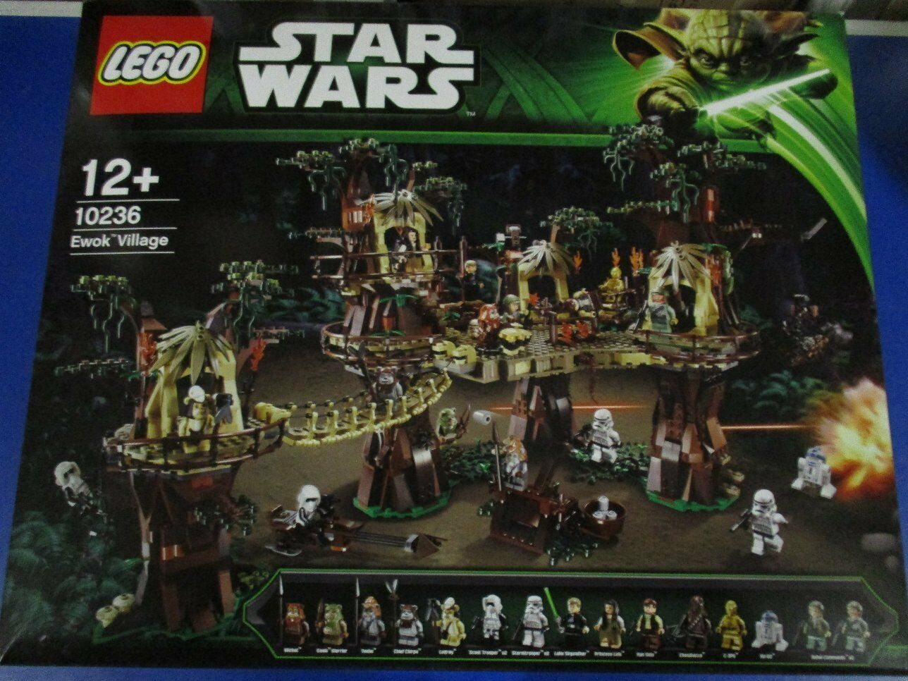 LEGO Star Wars 10236 Ewok Village NEU OVP