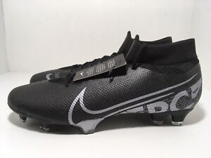 Details about Nike Mercurial Superfly 7 Pro FG Black AT5382-001 Men's  Soccer Cleats Size 12.5