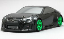 Yokomo 1/10 RC Car BODY Shell M7 ADVAN MAX ORIDO Toyota 86 DRIFT Body (SD-M78B)