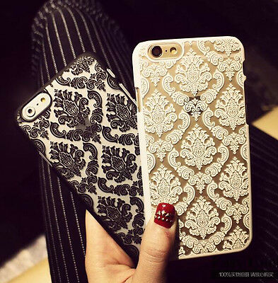 #ACSH For Apple iPhone 5 5S 6/6 Plus Fashion Pattern Matte Hard Back Case Cover