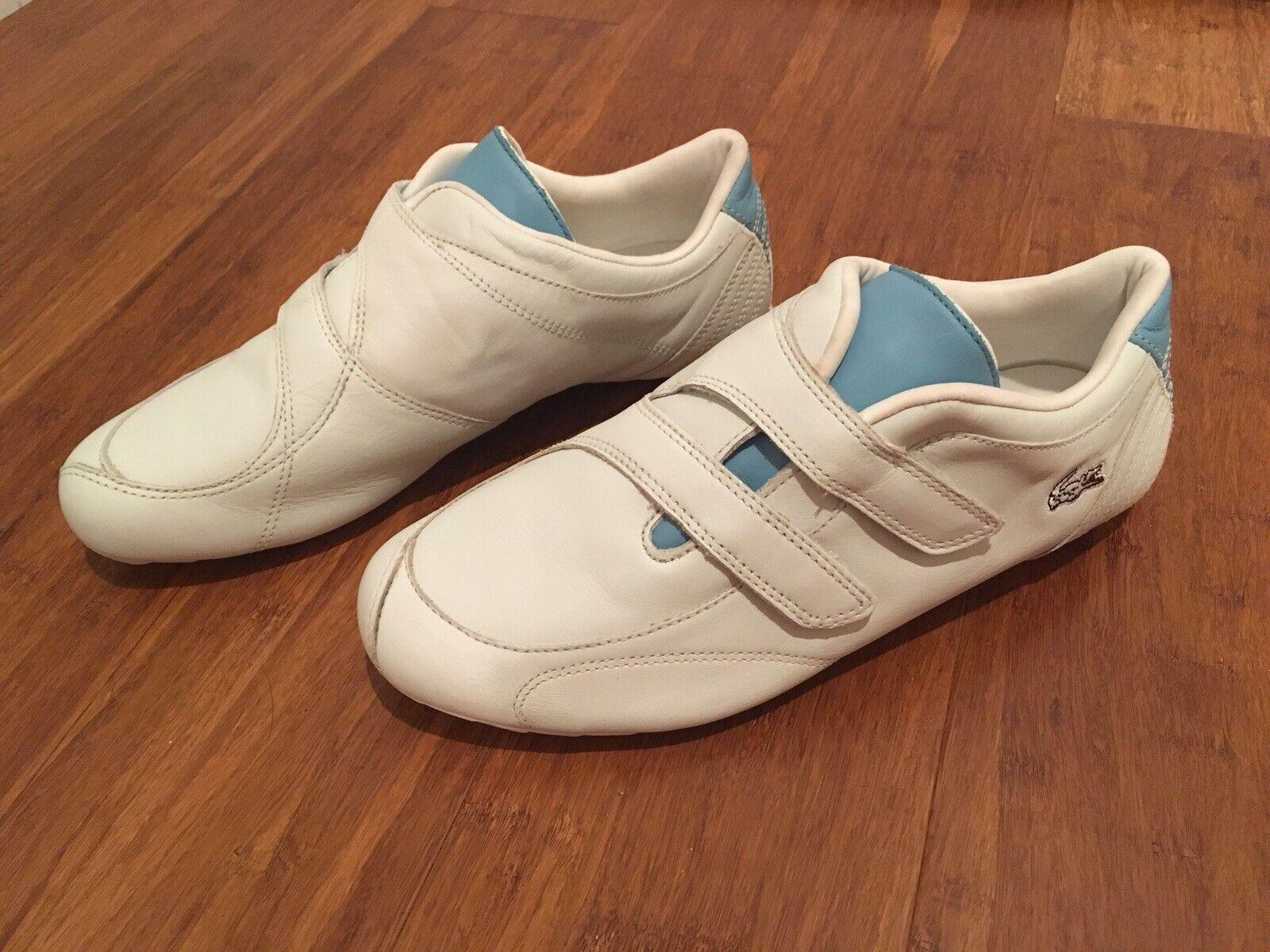 Lacoste Spindarella shoe size US 8  Eur 39.5 women