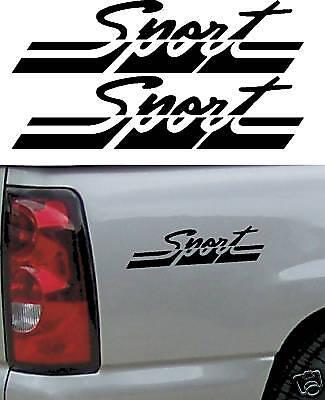 Stickers 4x4 Offroad Truck Vinyl Decal Accessories Dodge Sport Decals 2