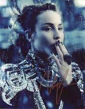 Noomi Rapace In-person AUTHENTIC Autographed Photo COA SHA #76558