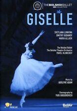 Adam: Giselle (DVD, Apr-2012, Bel Air Classiques)
