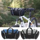 Roswheel Bike Bicycle Handlebar Front Tube Pannier Basket Frame Cycling Bag 5L