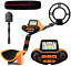 Details about  /Professional Metal Detector Adults Adjustable Ground Balance Disc Notch Pinpoint