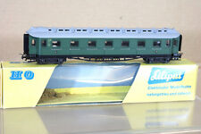LILIPUT 295 20 DR PRUSSIAN GREEN OLD TIME EXPRESS 2nd CLASS COACH 178295 MIB nd
