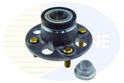 Comline Rear Wheel Bearing Kit /& Hub Assembly Fits Honda AOS623