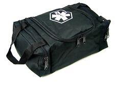 Mini First Responder Paramedic Trauma Jump Bag - Tactical Black