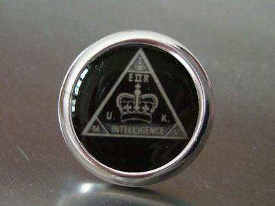 MI5 Spy tie Solapa De Traje Pin Nuevo