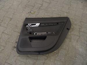 Audi-A6-4F-C6-Pannello-Porta-Posteriore-Destra-4F0867306K-IN-Pelle-K-Nero